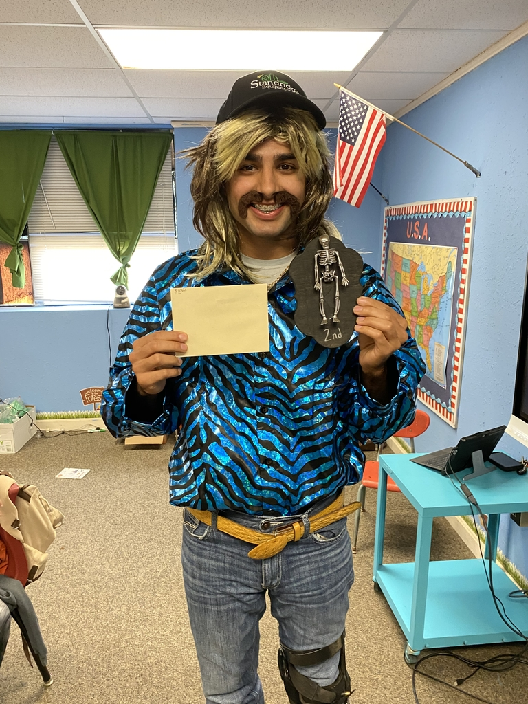 2nd Place - Mr. Jake Walker (Joe Exotic)