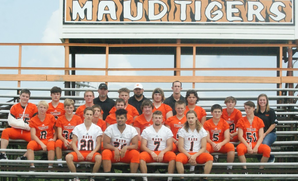 Maud High School 2019 Football team