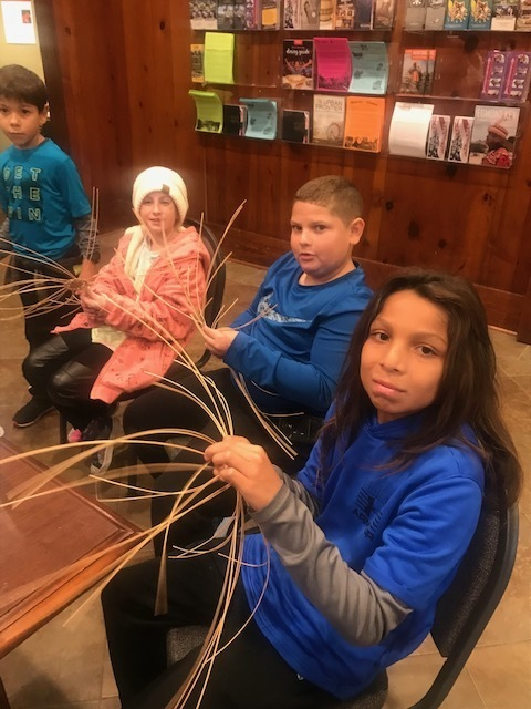 Field trip to Pioneer Museum in Wewoka